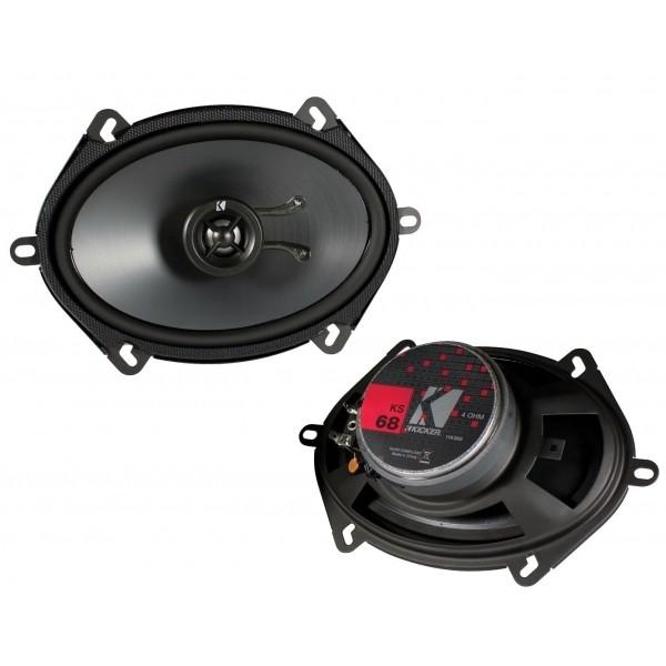 Kicker KS-serie speakers 6x8 KS68