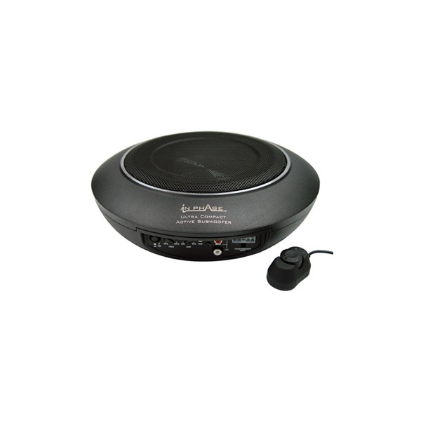 In Phase Ultra compact aktieve Subwoofer 300 watt