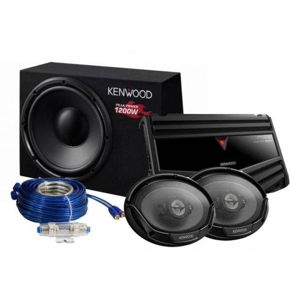 Kenwood Basspack KAC-2