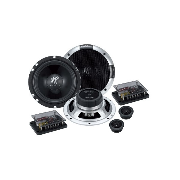 Hifonics Triton TR6.2C 2-weg 16,5cm compo luidspreker