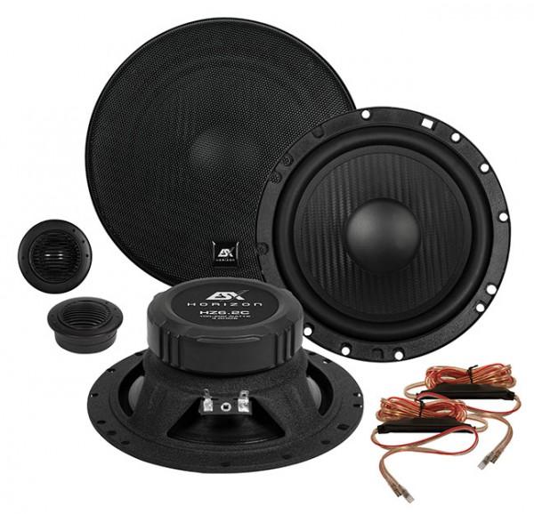 ESX Horizon HZ HZ6.2C 16.5cm 2-weg speakers compo-set