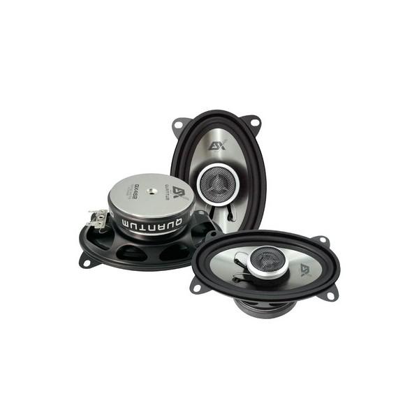 ESX 4 X 6 2-Weg Coax-Speaker met 13 mm Mylar-Neodym Tweeter QX46