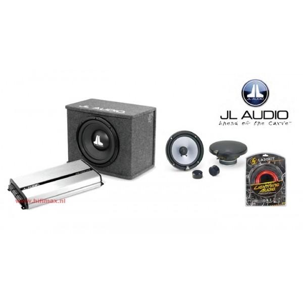 JL Audio Pakket PRO 4 kanaals