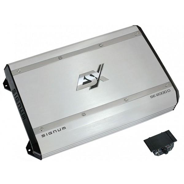 SX SIGNUM SE Monoblock digitale versterker Klasse D SE2000D