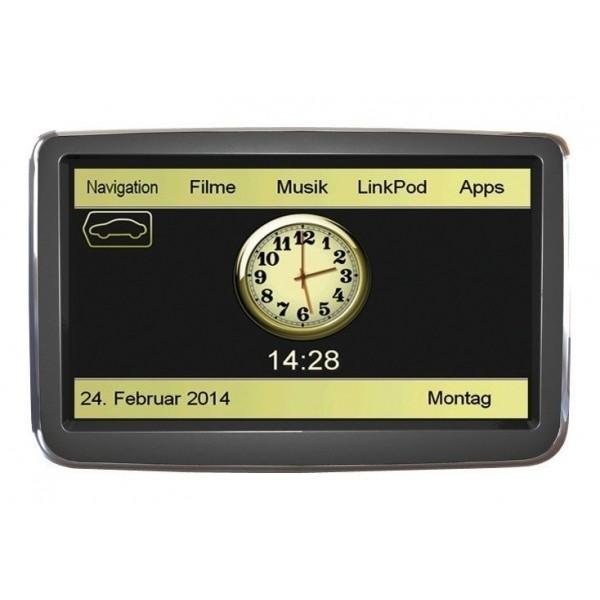ESX Vision VN809 MB-B1 multimedia igo navigatie voor Mercedes-Be