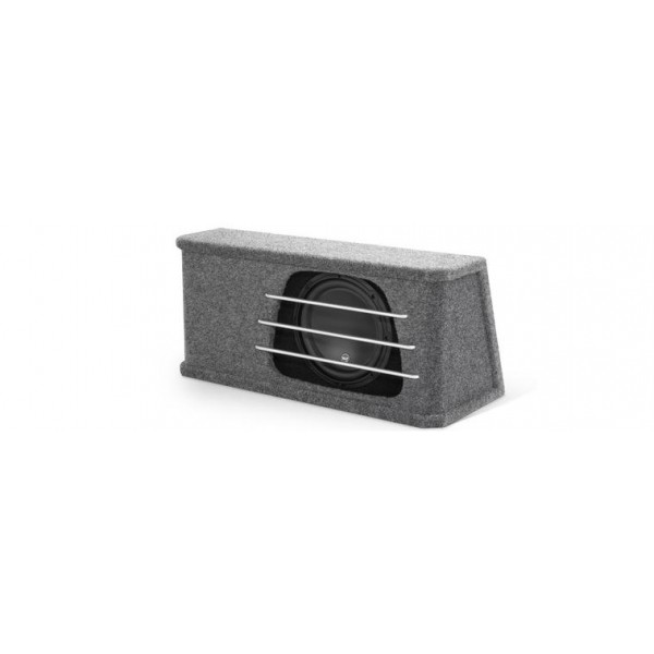 JL audio subwoofer in kist HO110RG-W3v3