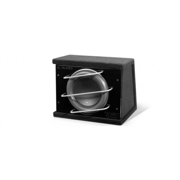 JL Audio subwoofer in kist CLS112RG-W7