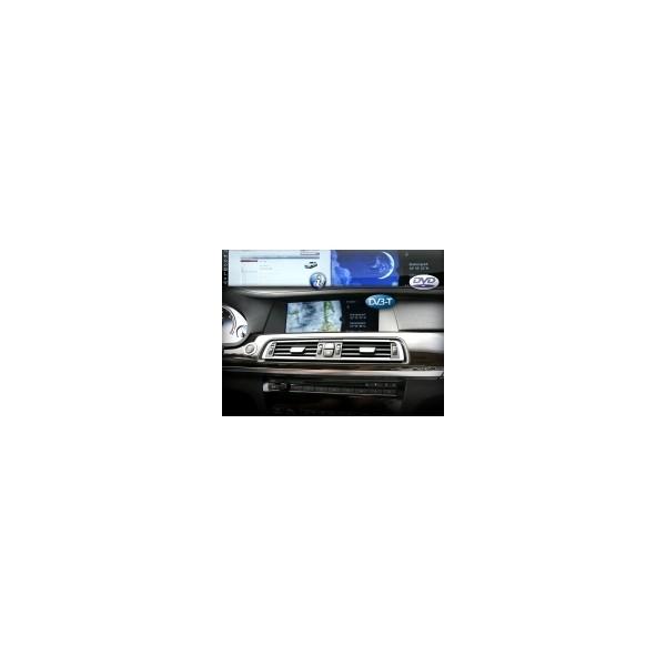 TV / DVD Freischaltung BMW CIC Professional F-Series