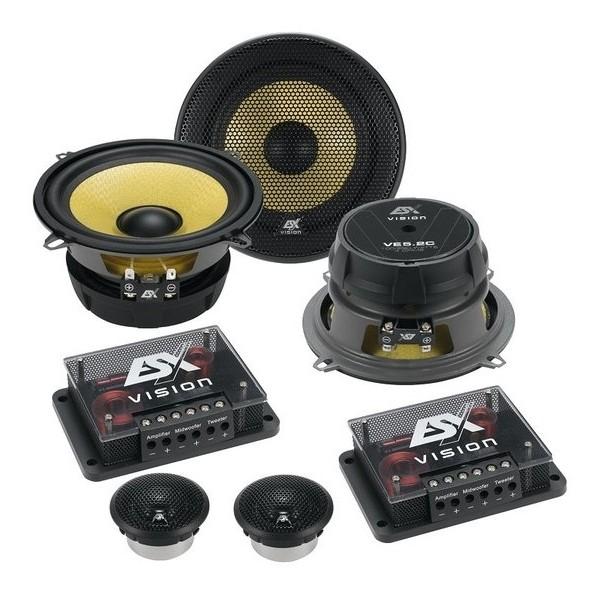 ESX Vision Elite VE5.2C 13cm 2 weg Compo Speakers