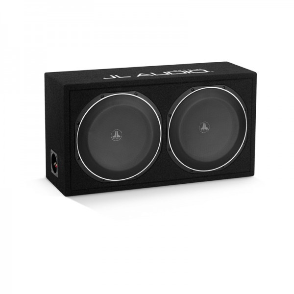 DUAL Subwoofer TW1 PowerWedge JL Audio