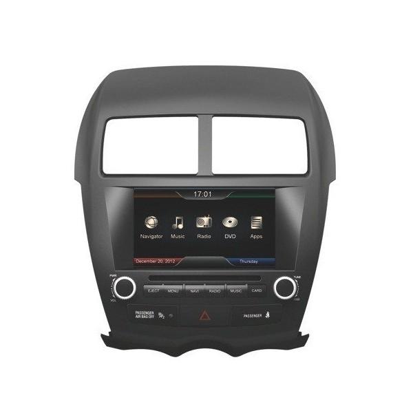 ESX Vision VN710 MT-ASX Mitsubishi multi media igo 3d navigatie