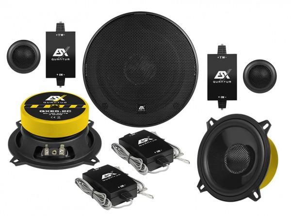 ESX QUANTUM QXE QXE5.2C 13cm 2-weg speakers compo-set