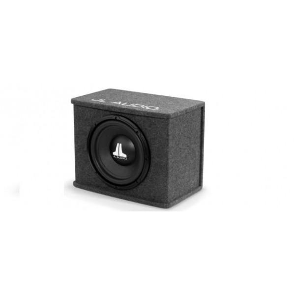 JL Audio subwoofer in kist CS112-WX