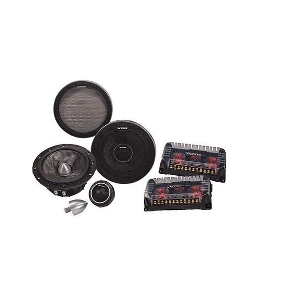 Kicker QS-serie Composet 16.5cm QS65.2