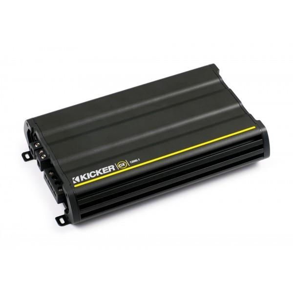 Kicker CX-serie monoblock versterker CX1200.1