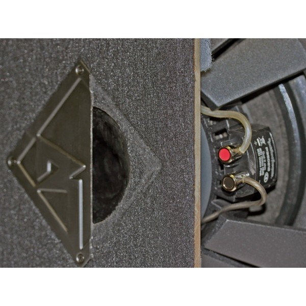 Rockford Fosgate Punch Subwoofer in kist P3L-S10