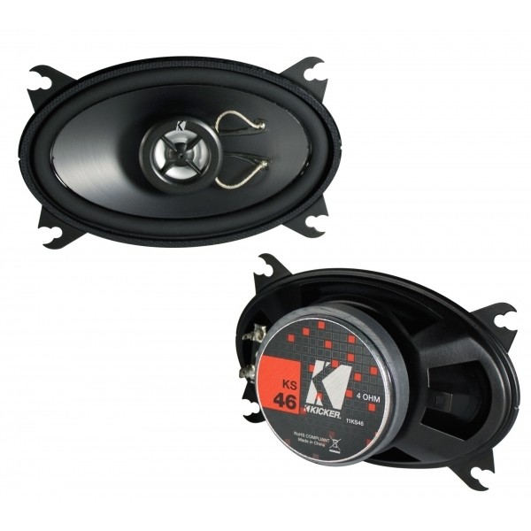 Kicker KS-serie speakers 4x6 KS46