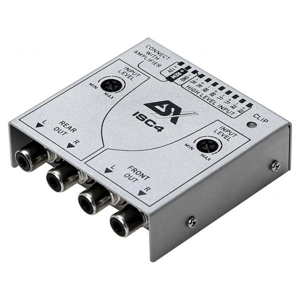 ESX High/low Converter 4-kanaals ISC4