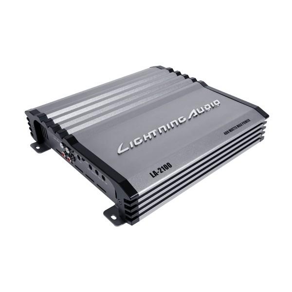 Lightning Audio versterker 2 kanaals LA-2100