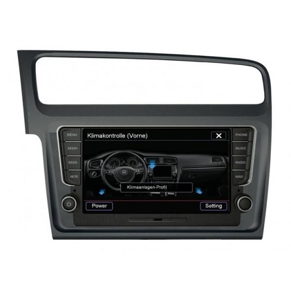 ESX Vision VN810 VW-G7 VW Golf VII multi media iGo 3d navigatie