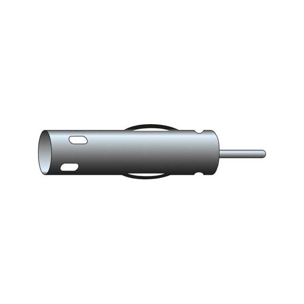Carcoustic Antenne Reparatiestekker DIN - Recht
