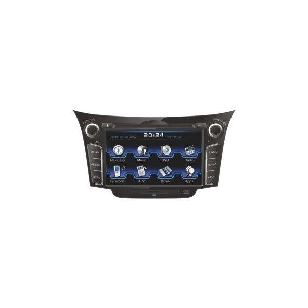 ESX Vision VN710 DAB HY-i30 (Hyundai) multi media igo 3d navigat