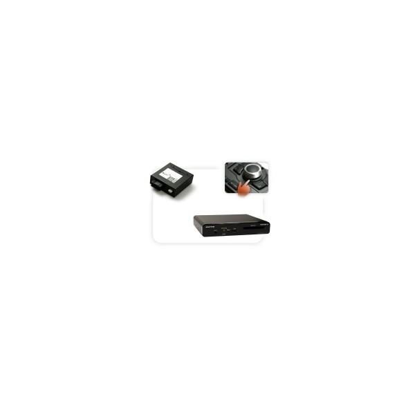 Ampire DVBT400-CI + Multimedia Adapter LWL - w/ OEM Control