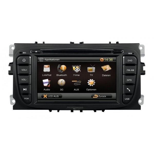 ESX Vision VN609 FO-U1 Ford diverse modellen multimedia igo 3d n