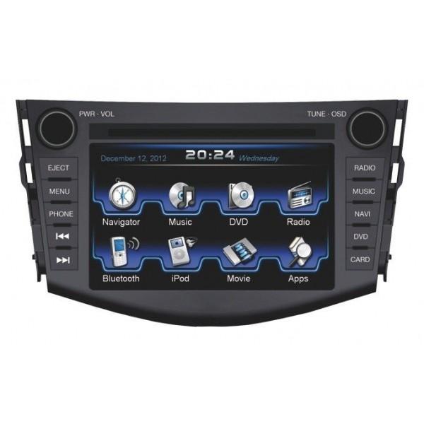 ESX Vision VN710 TO-RAV4 Toyota Rav4 multimedia igo 3d navigatie