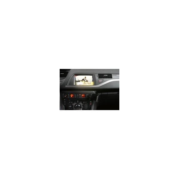 Video in Motion - Citroen C5 III